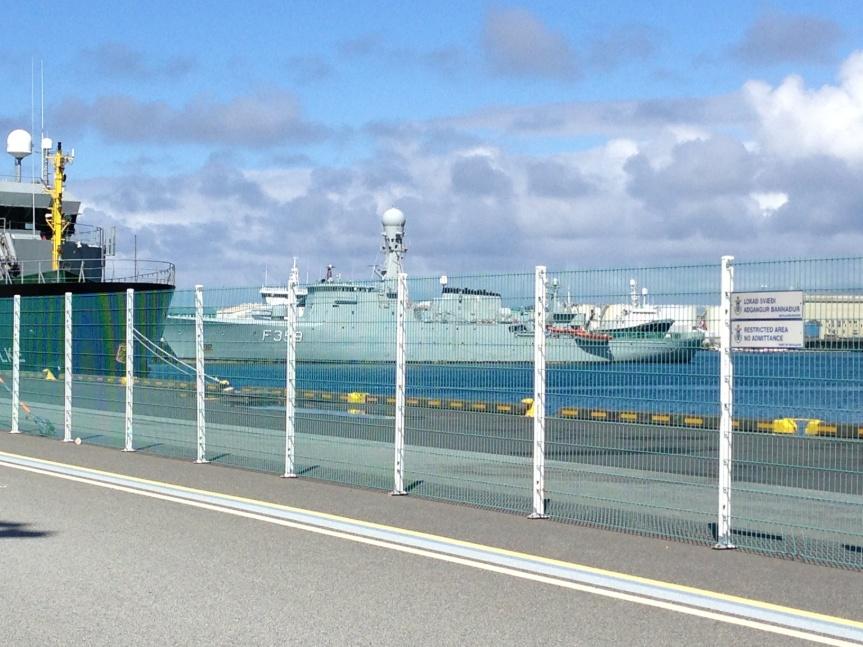 Danish ship.